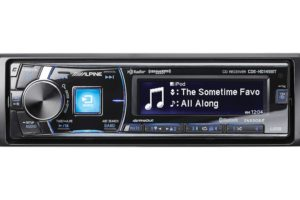 Alpine CDE-HD149BT CD Receiver