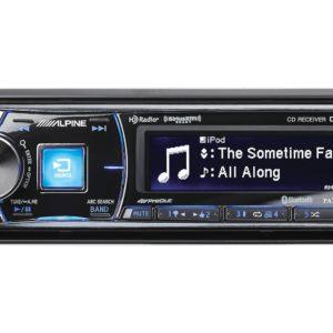 Alpine CDE-HD149BT CD Receiver