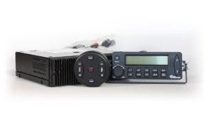 Custom Autosound Secretaudio Radio