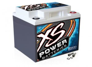 XS Power Battery 12V AGM Battery 2600A