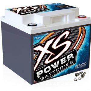 XS Power Battery 12V AGM Battery 2600A