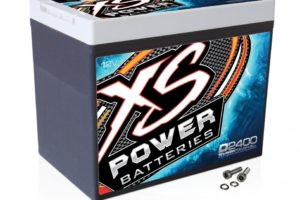 XS Power Battery 12V BCI Group 24 AGM