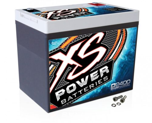 XS Power Battery 12V BCI Group 24 AGM