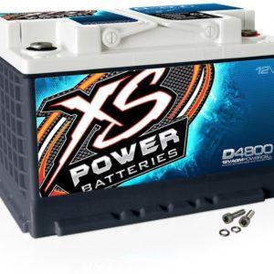 XS Power Battery 12V BCI Group 48 AGM