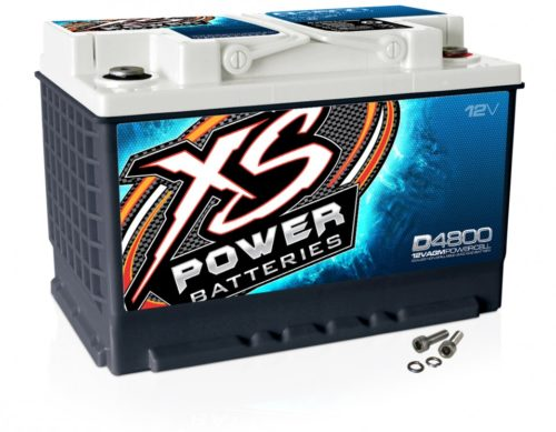 XS Power Battery 12V BCI Group 48 AGM