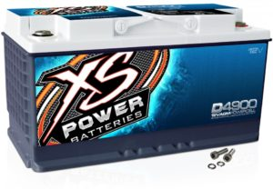 XS Power Battery 12V BCI Group 49 AGM Battery