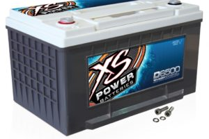 XS Power Battery 12V BCI Group 65 AGM