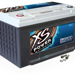 XS Power Battery 12V BCI Group 65 AGM